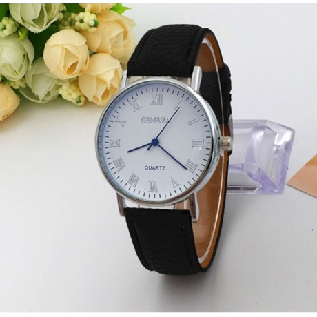 Women Rome Scale Belt Watches