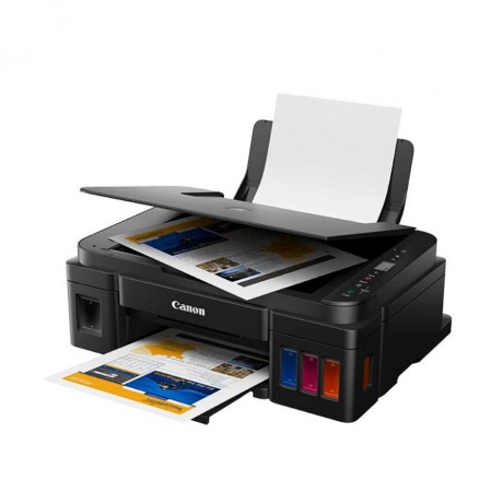 Canon INKJET G2411-PRINT-COPY-SCAN | A4 | 4800*1200DP| INK G |