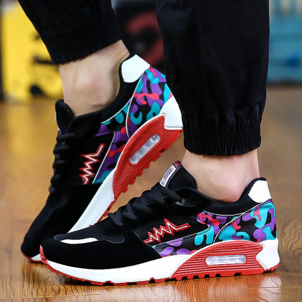 2020 Men's fashion leisure sports running shoes
