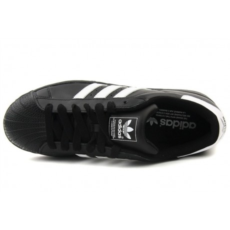 Adidas clover black and white shell head sandals Skateboarding Shoes