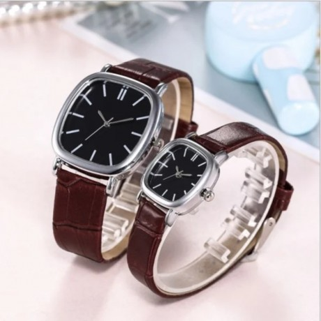 Women Couples Watch Simple Watches