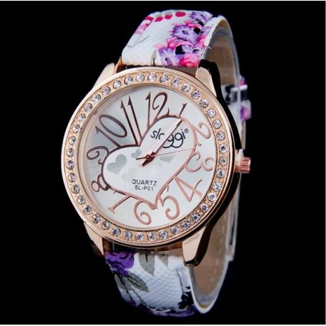 Women Fashion Watch Pastoral Watches
