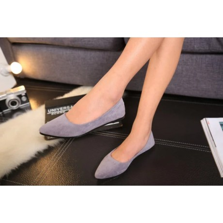 2016 Fashion suede Women shoes for Lady flat shoes